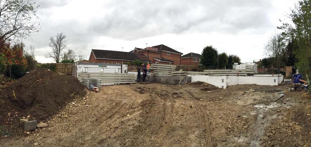 Priory Road On Site 1